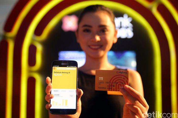 Digibank adalah sebuah layanan digital yang memungkinan nasabah untuk melakukan kegiatan perbankan secara lebih praktis dan efisien.