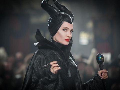 Pilih Warna Lipstik Maleficent, Angelina Jolie dan Sutradara Debat Berjam-jam