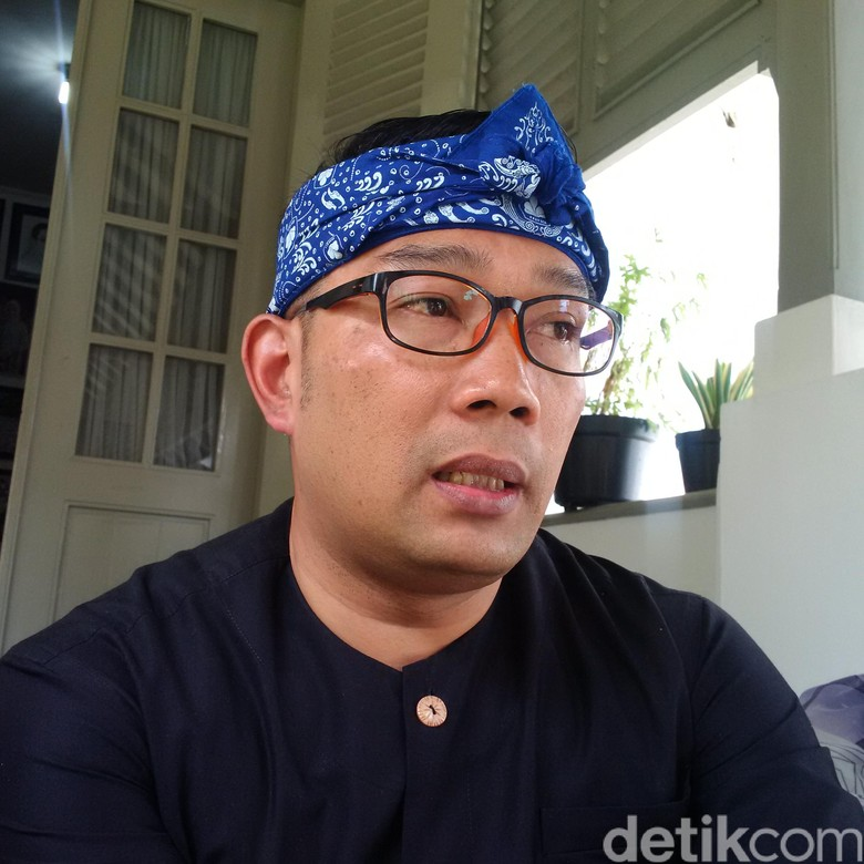 Dijodohkan Golkar dengan Anak Yance, Ridwan Kamil: Nggak Kaget
