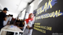 Aksi Pencegahan TKI Ilegal Lewati Perbatasan Entikong