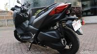 Sembarangan Dimodif, Yamaha Xmax Ini Ambyar