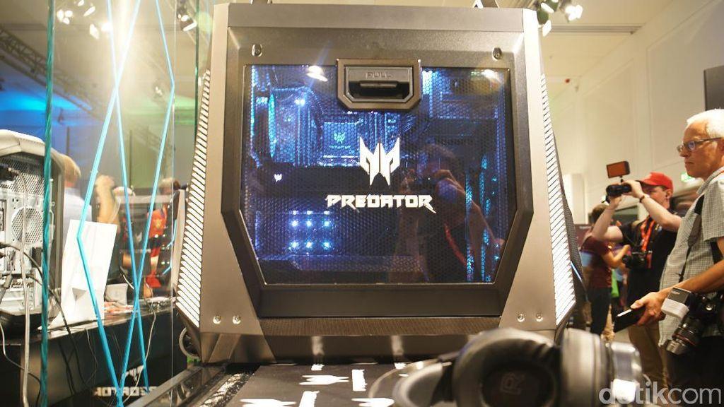 PC Gaming Jadi Juru Selamat Acer