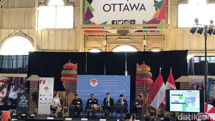 Foto: Dok. KBRI Ottawa