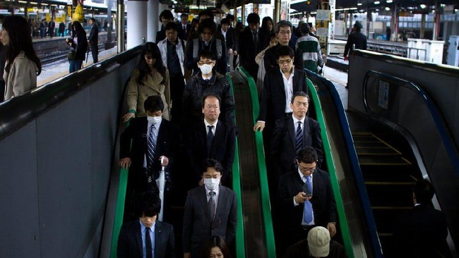 Woww, Jadi TKI di Jepang Gajinya Bisa 5 Kali di Indonesia