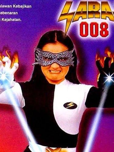 Sindy Dewiana, Pemeran Saras 008.