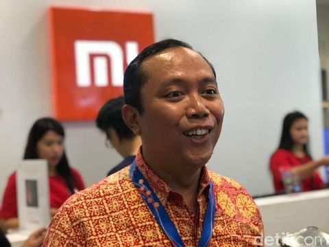 Djatmiko Wardoyo, Director of Marketing & Communication PT Erajaya Swasembada