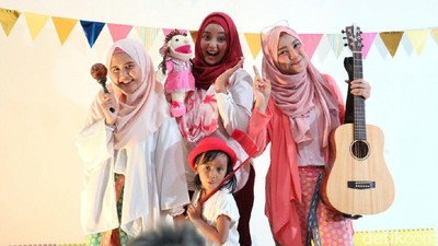 Sarang Cerita, Rumah Dongeng bagi Anak-anak