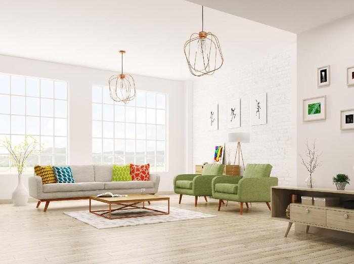 Tips Menata Ruang Tamu Dan Ruang Keluarga Yang Dibuat Menyatu