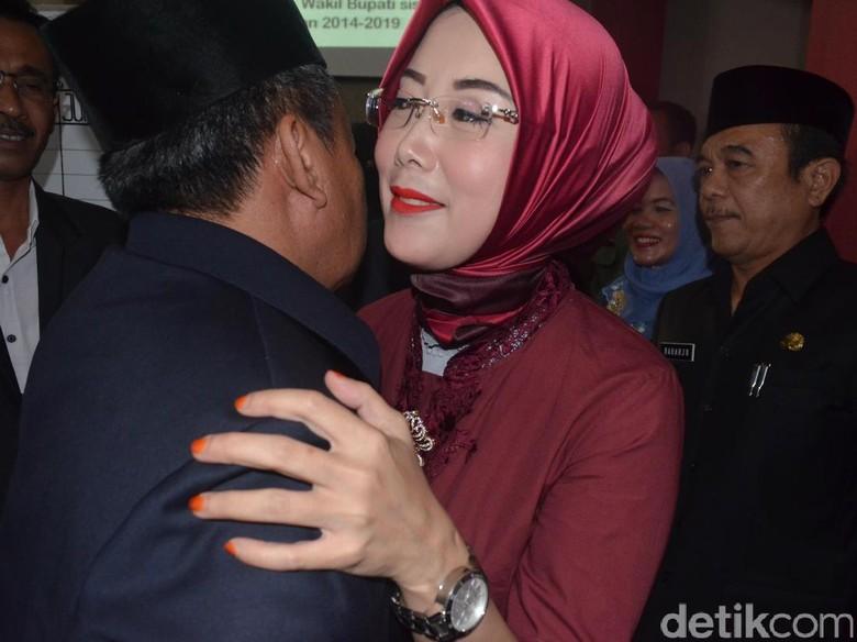 Selly Gantina Resmi Jadi Wabup Cirebon Gantikan Gotas