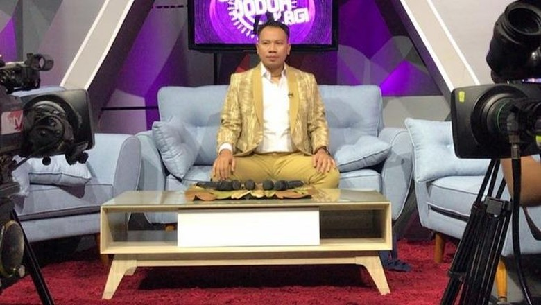 Vicky Prasetyo Jadi Caleg PKPI untuk DPRD Jabar