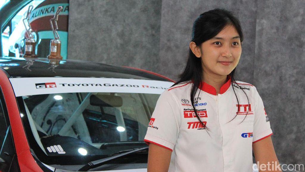 Ratu Drifting Indonesia Sempat Ngulang Ujian SIM A