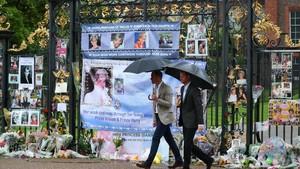 Saat William dan Harry Kenang 20 Tahun Meninggalnya Putri Diana