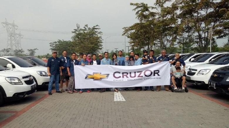 Foto: Komunitas CruzOr Indonesia
