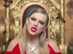 Seram! Perubahan Taylor Swift Jadi Zombie di Look What You Made Me Do
