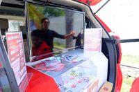 Lucu, Mobil GraPARI Disangka Karaoke Keliling