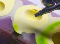 Kreatif! Dessert Alpukat Ini Tampilannya Persis Alpukat Asli