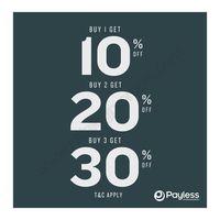 8 Brand dan Department Store yang Diskon Hingga 70% Long Weekend Ini