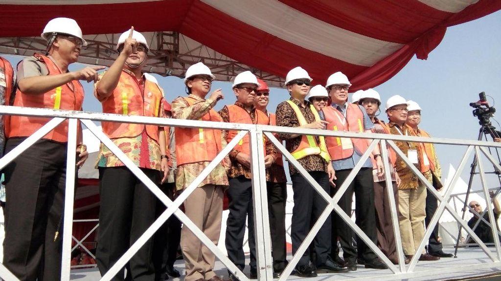 Jonan Groundbreaking PLTU Raksasa 2.000 MW di Jepara