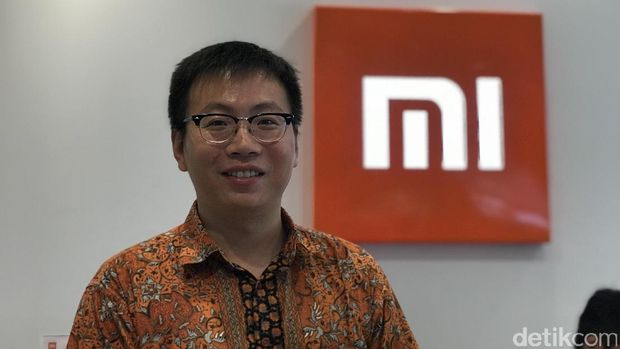 Country Manager Xiaomi Indonesia Steven Shi