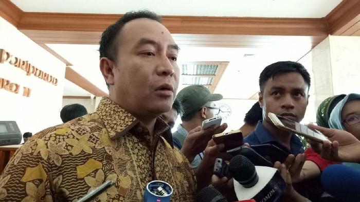Ketua DPP PD Didik Mukrianto