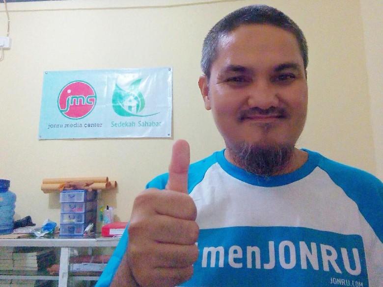 Guntur Minta Jonru Ditahan, Polisi: Penahanan Bukan atas Request