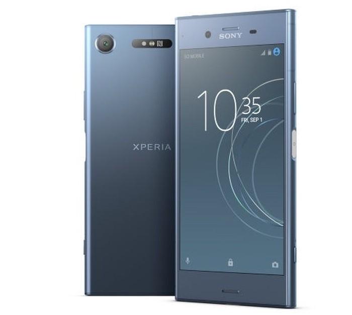 Xperia XZ1. Foto: Sony