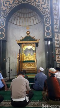 Ngabuburit di Pekanbaru, ke Masjid Raya Saja