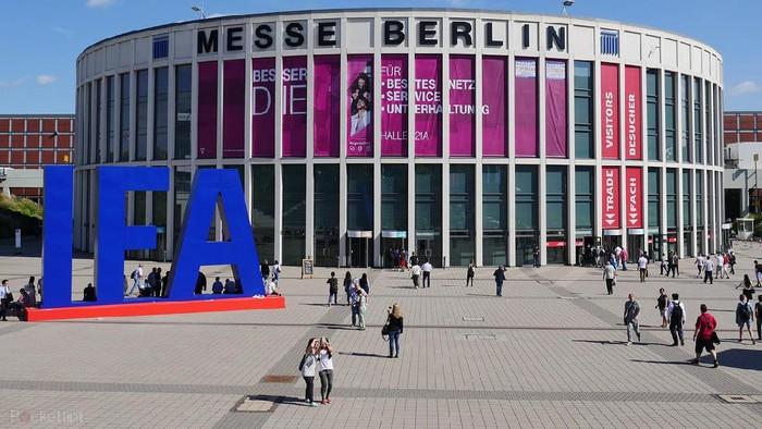 Messe Berlin, tempat diselenggarakannya IFA 2018. Foto: istimewa