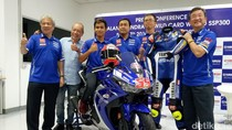 Ini Alasan Yamaha Tunjuk Galang Tampil di World Supersport 300