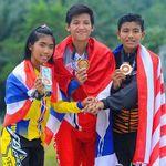 Pebalap Elga Salurkan Hobi Fotografi di Akuatik Indonesia Open