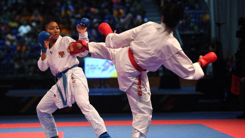 Pencairan Anggaran Uji Coba Karate ke Jepang Masih Gelap
