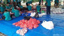 Kata Dokter Mengenai Penggunaan Plastik yang Berbahaya saat Kurban