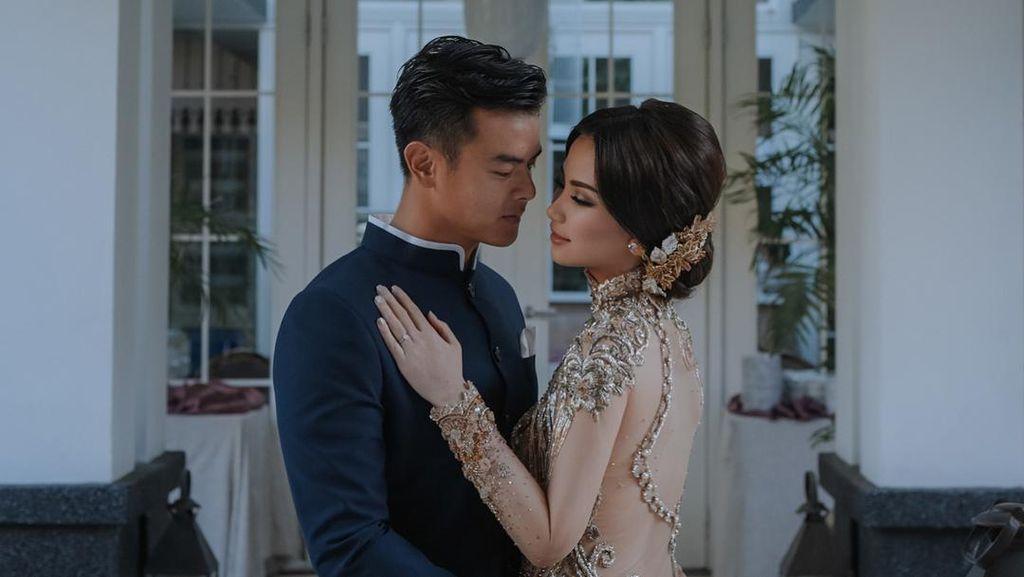 Dion Wiyoko Menikah di Bali, Nikita Willy Kurban Bareng Kekasih