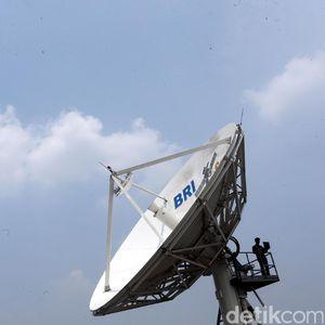 Pakai Satelit Baru, Kapasitas Layanan BRI bakal Berlipat Ganda