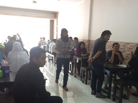 Gado-gado siram Kartini