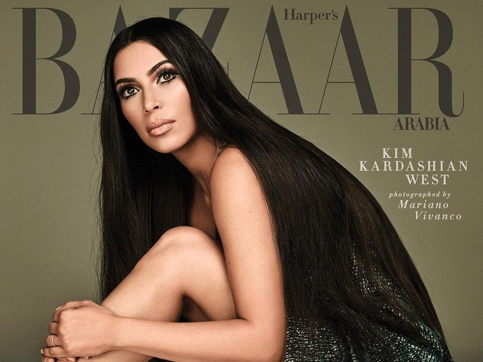 Ingin Punya Rambut Super Lurus Seperti Kim Kardashian  Ini Rahasianya 5e40fa4f5d