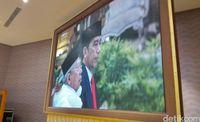Presiden Jokowi jadi saksi nikah di pernikahan anak Buwas dan BG.