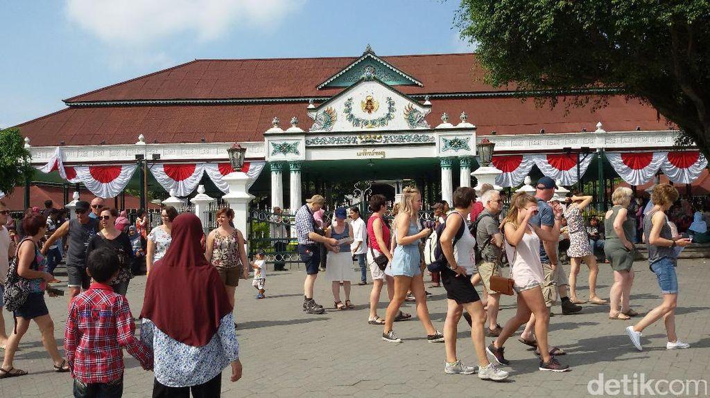 Wisata Keraton Yogya Ditutup Selama Idul Fitri 2019