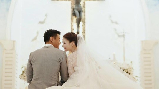 Selamat Menikah Dion Wiyoko dan Fiona!