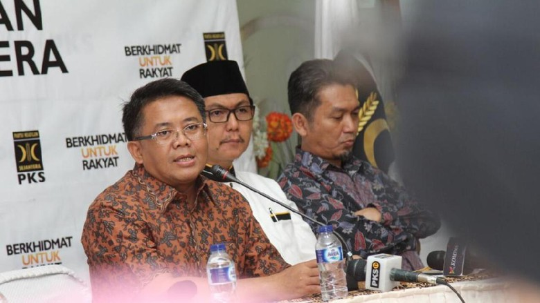 Sohibul Minta Kader PKS Bantu Raih Suara di Pilkada 2018