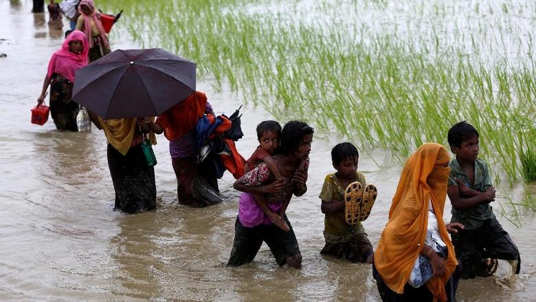 Guru Besar UI: ASEAN Bisa Embargo Ekonomi Myanmar demi Rohingya
