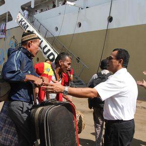 Selesai Docking, 3 Kapal Pelni Siap Dipakai Mudik
