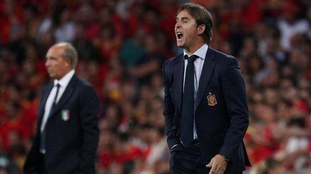Timnas Spanyol Pecat Julen Lopetegui Jelang Piala Dunia 2018