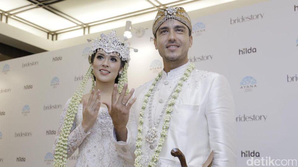 Pernikahan Raisa dan Hamish