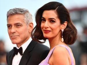 George Clooney Radang Pankreas Setelah Diet Ekstrem Demi Syuting Film