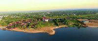 Pemandangan sekitar Ghana (Ed Sheeran/Youtube)
