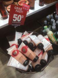 the body shop diskon hingga 50 parfum mulai dari rp 130 ribu