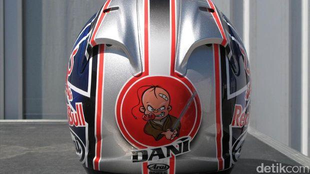 Helm Dani Pedrosa