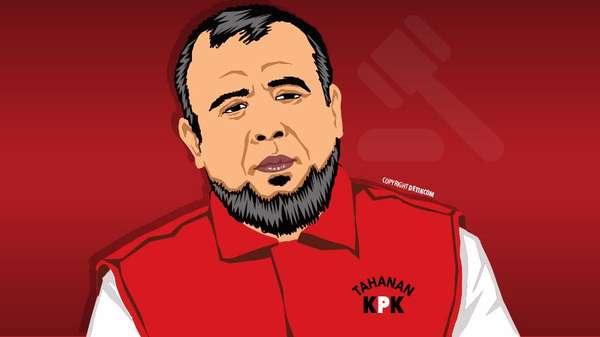 Patrialis Akbar Dibui 8 Tahun, MK: Kami Ikut Prihatin