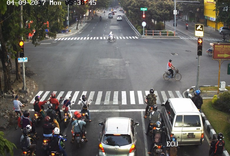 Pemkot Surabaya Berencana Tambah 4 Titik Kamera Tilang